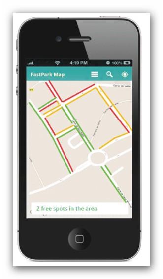 Aplicació Mòbil Fast Park