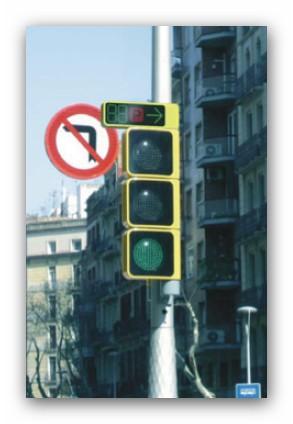 senyalització vial Fast Park