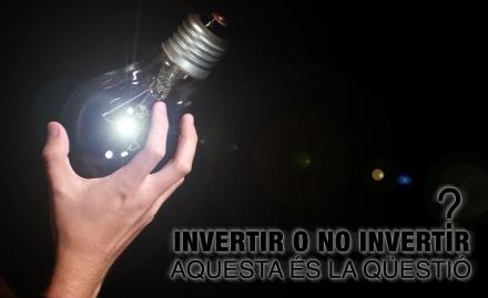 invertir en il·luminació Ajuntament Impulsa