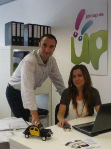 Alberto López i Elena Peiró - Ajuntament Impulsa