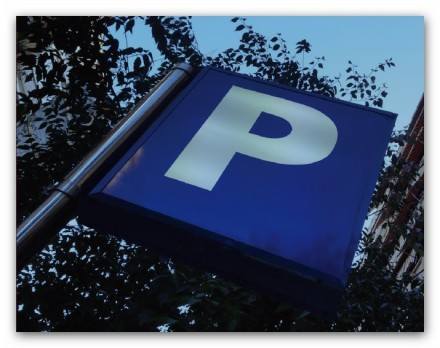 telecontrol aparcaments