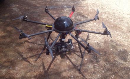 drones Ajuntament Impulsa