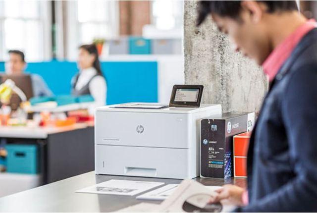 protecció d'impressores