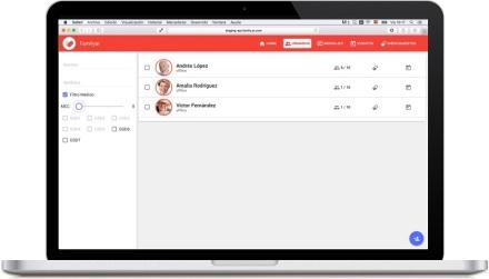 App Familyar Web