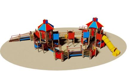 parcs infantils adaptats