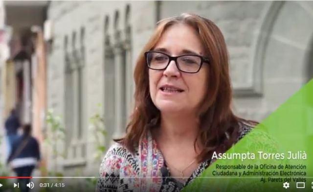 VidSigner Ajuntament Parets del Vallès